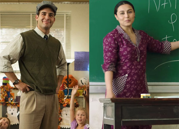 Is Hichki inspired from Hollywood film Front Of The Class