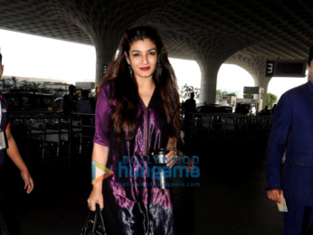 Jacqueline Fernandez, Raveena Tandon and others snapped at the airport