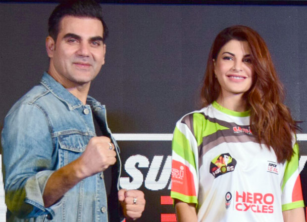 Jacqueline Fernandez and Arbaaz Khan buys stake in MTV Super Fight League