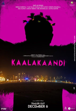 First Look Of The Movie Kaalakaandi