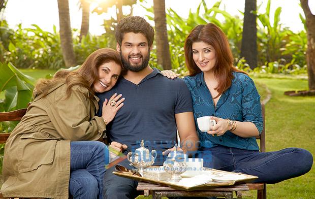 Karan Kapadia gears up for his big Bollywood