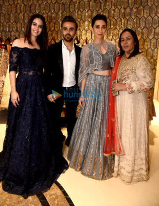 Karisma Kapoor, Gauahar Khan and others grace the launch of Neeru's in Mumbai
