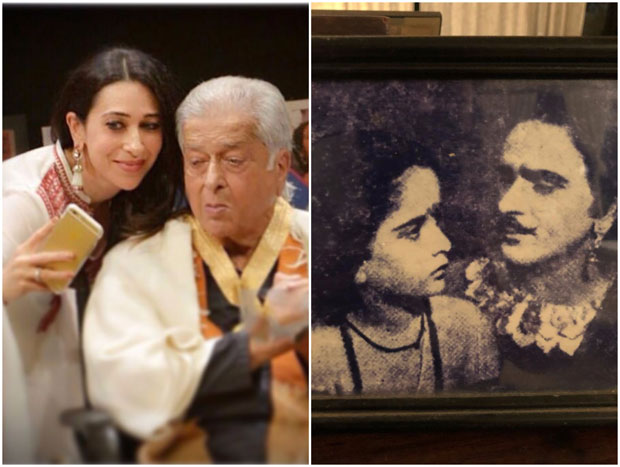 Karisma Kapoor and Neetu Kapoor give an emotional farewell to late actor Shashi Kapoor!