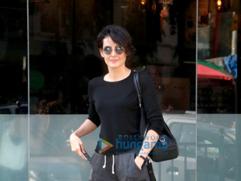 Mandana Karimi snapped in Mumbai