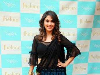 Manjari Fadnis at Jhelum fashion house