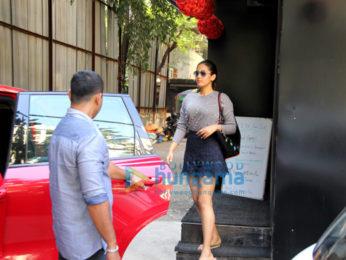 Mira Rajput snapped in Mumbai