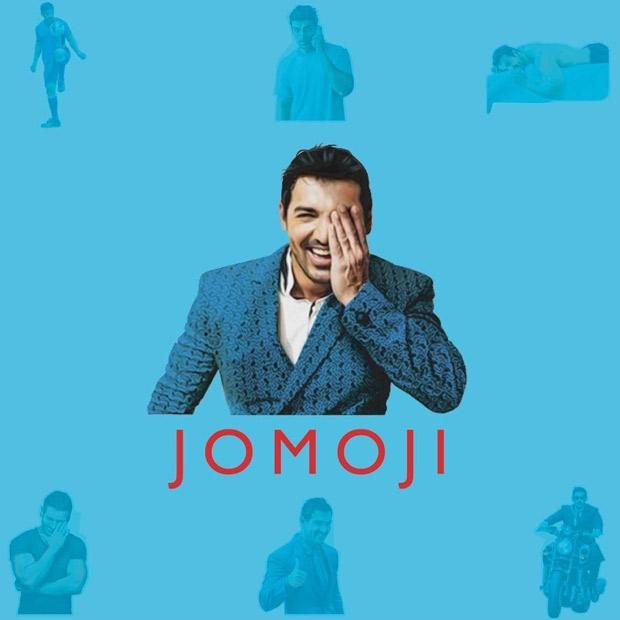Move over Emoji; Jomoji featuring John Abraham is here!