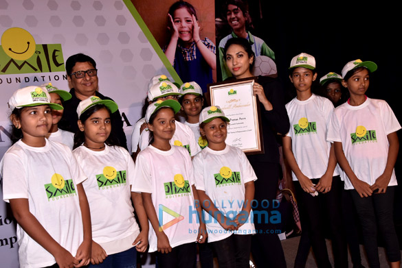 Prerna Arora grace Smiles Foundation event