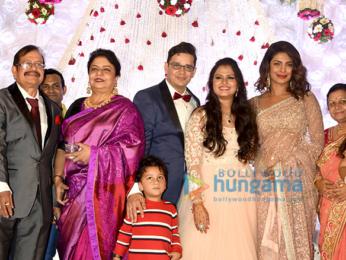 Priyanka Chopra snapped at wedding