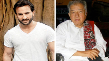 Saif Ali Khan fondly remembers Shashi Kapoor and his drinking sessions with the deceased actor