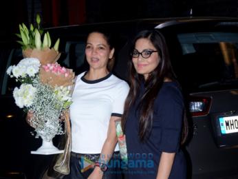 Salma Khan's birthday bash with Malaika Arora