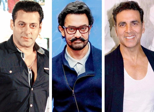 Salman Khan, Aamir Khan, Akshay Kumar, Shah Rukh Khan, Ajay Devgn, Hrithik Roshan - Big six and the young ones set to bring over Rs. 1500 cr for Bollywood in 2018