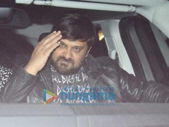 Salman Khan's birthday bash at Panvel More