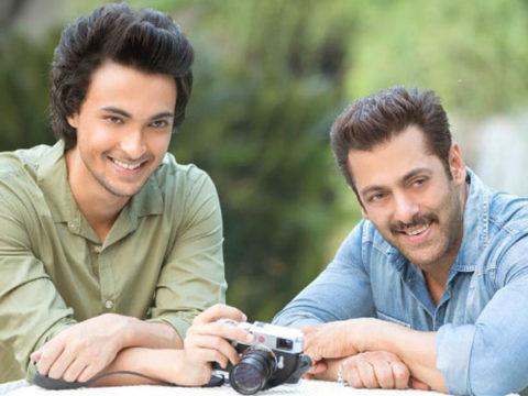 Salman Khan's next production starring Aayush Sharma titled Loveratri