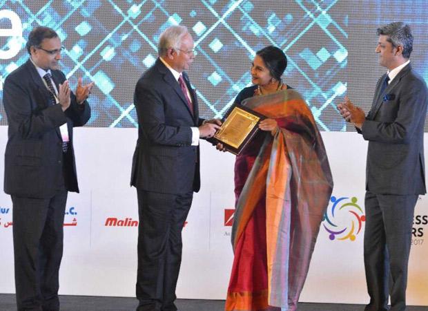 Shabana Azmi felicitated