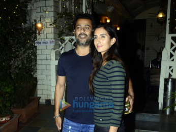 Sonali Bendre and others snapped at Smoke House Deli