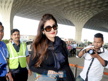 Sonam Kapoor, Rana Daggubati and others snapped at the airport