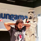 Stormtroopers RAID Bollywood Hungama To Find The LAST JEDI video