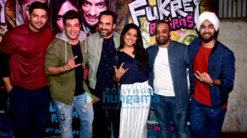 Success bash of 'Fukrey Returns'
