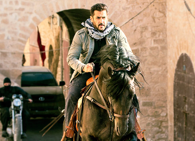 Tiger Zinda Hai collects 12.5 mil. USD [Rs. 80 cr.] in opening week in overseas