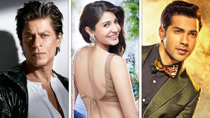 Top Picks Of Talking Films 2017 Part 3 Shah Rukh Khan Anushka Sharma Varun Dhawan Bhumi Pednekar