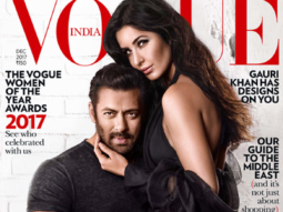 Salman Khan, Katrina Kaif On The Cover Of Vogue