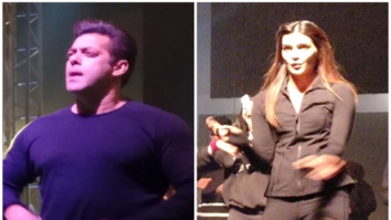 WATCH Kriti Sanon sizzles on 'Munni Badnaam Hui' with Salman Khan for Dabangg Tour show in Delhi