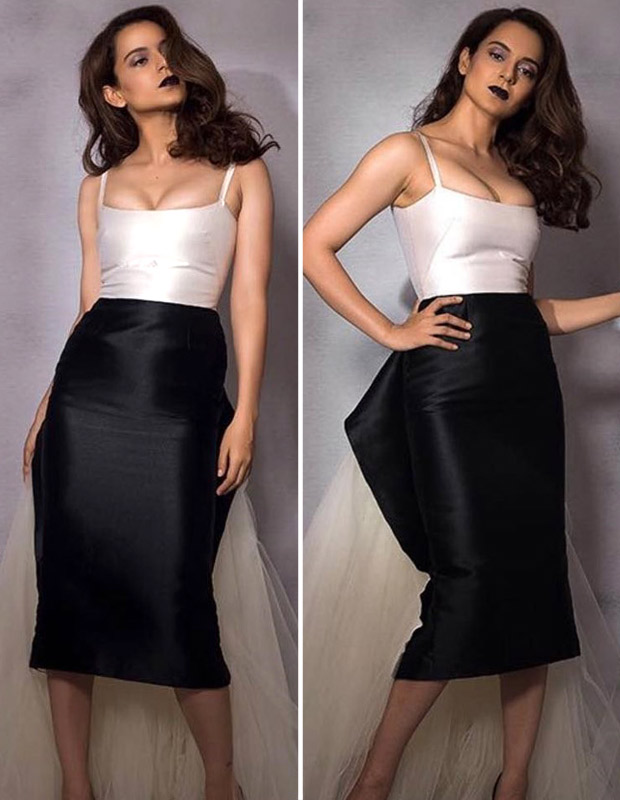 WHOA! Kangana Ranaut's unapologetically smouldering avatar will make your jaws drop!12