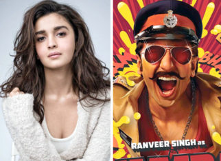 WOW! Alia Bhatt to be star opposite Ranveer Singh in Simmba