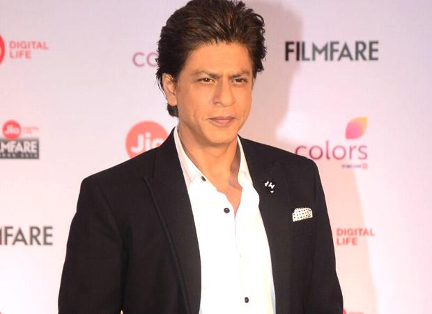 WOW! Shah Rukh Khan to host the 63rd Jio Filmfare Awards 2018