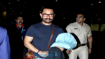 Aamir Khan, Hrithik Roshan and others snapped at the airport