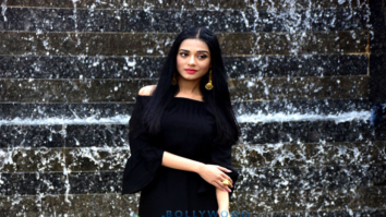 Amrita Rao snapped during a photo shoot