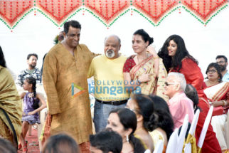 Anurag Basu, Pritam Chakraborty and others celebrate Basant Panchami