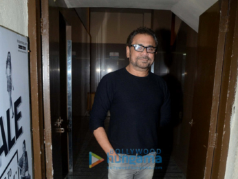 Celebs attend the special screening of Padmaavat at the View in Andheri