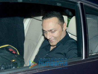 Celebs grace Shaad Ali New Year's bash