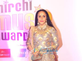 Celebs grace the 10th Mirchi Music Awards