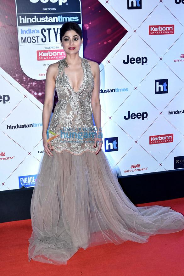 Celebs grace the HT Style Awards 2018