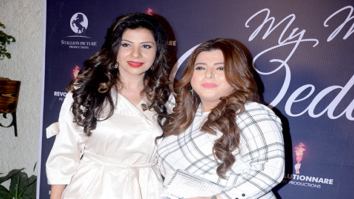 Celebs grace the screening of My Mother's Wedding
