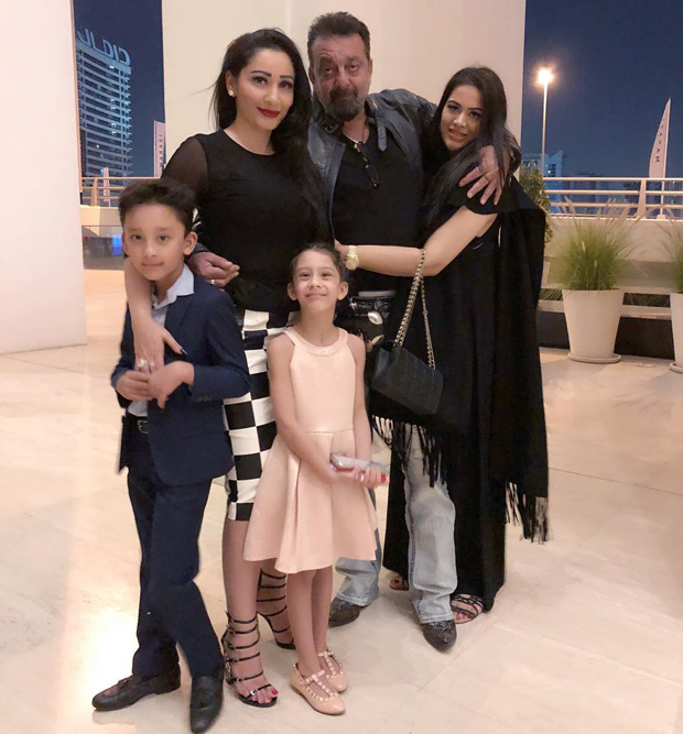 Check out Trishala Dutt spends New Year with Sanjay Dutt, Maanayata Dutt and siblings in Dubai
