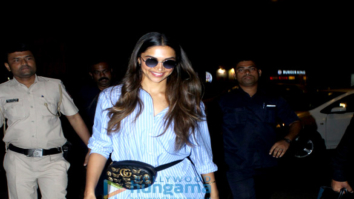 Deepika Padukone, Esha Gupta and others snapped at the airport