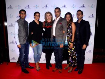 Gul Panag & Prasoon Joshi grace Huffinton's Thrive Global event