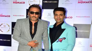 Karan Johar, Jackie Shroff and others grace the launch of Millionaireasia magazine