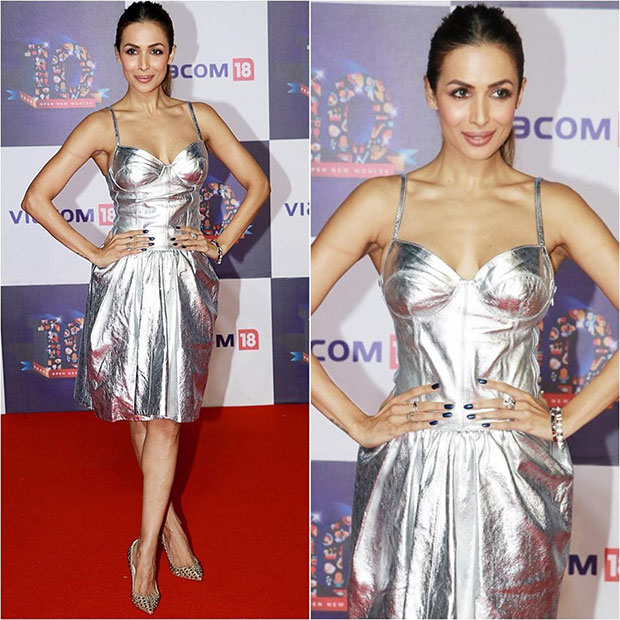 Malaika Arora has a thing or two for metallic, bling and all things shimmery-4