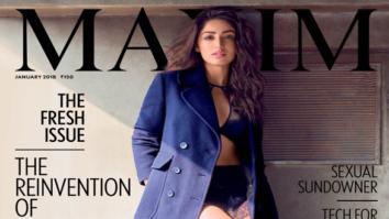 Yami Gautam On The Cover Of Maxim, Jan 2018