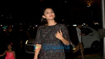 Mira Rajput, Manyata Dutt and others snapped at BKC
