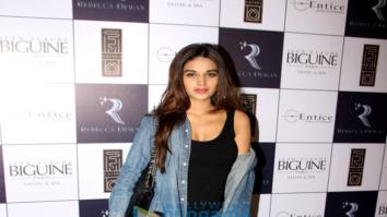 Nidhhi Agrewal, Malaika Arora and others grace Rebecca Dewan's fashion show