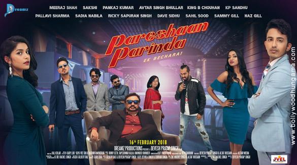 Pareshaan Parinda