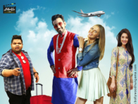 First Look Of The Movie Raja Abroadiya
