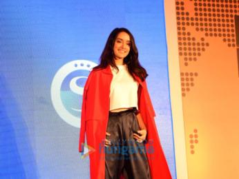 Shraddha Kapoor launches Sagoon app in Delhi