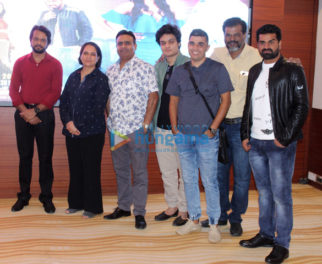 Trailer launch of Pareshaan Parinda